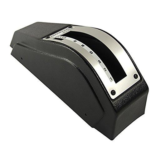 Hurst 1300055 Black Quarter Stick Shifter Plastic Cover by Hurst