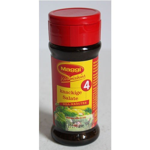 Maggi Seasoning #4 (1 Jar/ 55g)