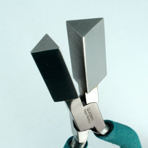 Wubbers Triangular Mandrel Pliers- Lg - PLR-1480 by Wubbers (Image #2)