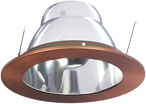 WAC Lighting R-658-CB R600 Series Trim Open Reflector