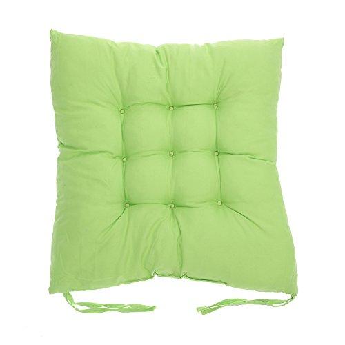 Home Office Decor Comfortable Cotton Seat Cushion Winter Office Bar Chair Back Seat Cushions Sofa Pillow Buttocks Chair Cushion