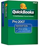 QuickBooks Pro 2007 Small Business Financial Software [OLD VERSION]