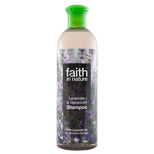 流用する余裕がある実験をするFaith in Nature Lavender & Geranium Shampoo 740ml (Pack of 6) - (Faith In Nature) 自然ラベンダー&ゼラニウムのシャンプー740ミリリットルの信仰 (x6) [並行輸入品]