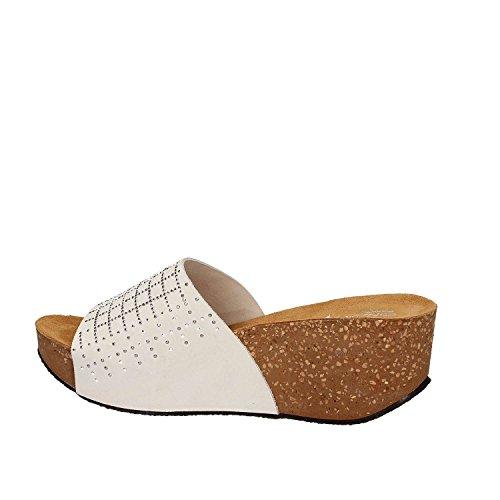 Femmes Ig9304 Sandales Soft Cinzia Blanc qXZHHx