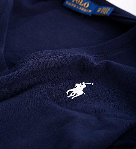 Ralph Lauren Polo Damen Langarmshirt Longsleeve Shirt Dunkelblau Größe XS