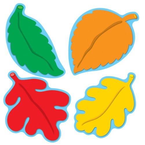 - Carson Dellosa Leaves Cut-Outs (120080)