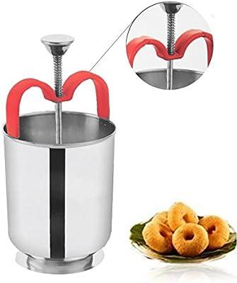 Stainless Steel Apex Doughnut Batter Dispenser and Pancake Doughnut Maker
