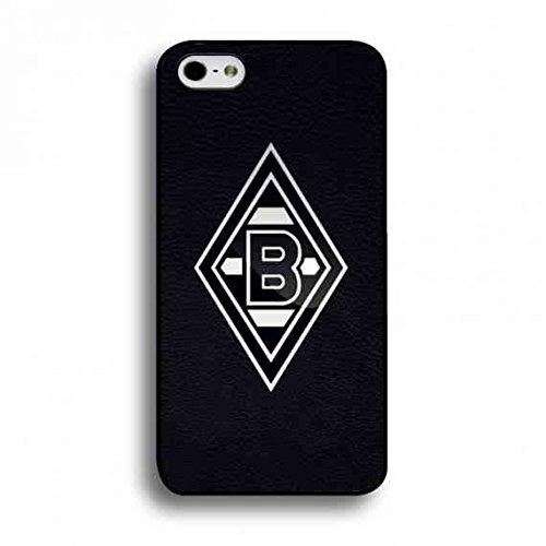 Custodia, Apple iPhone 6/iPhone 6S (4.7zoll) Borussia Mönchengladbach Cover, Bundesliga Mönchengladbach per cellulare/cellulare, Borussia Mönchengladbach FC logo cellulare silicone Case per Apple iPho