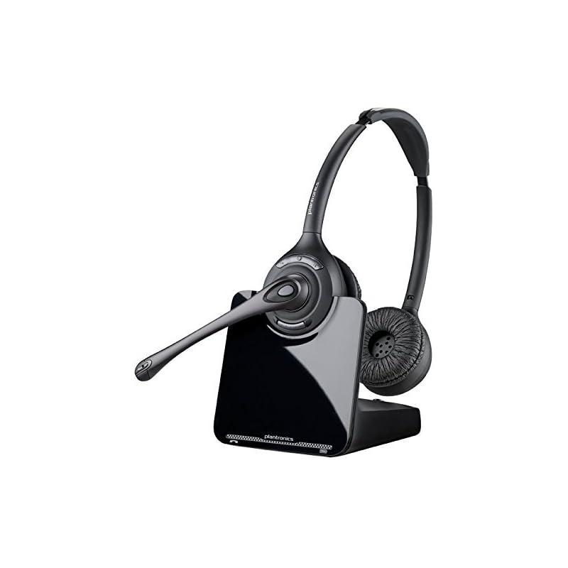 Plantronics CS520 Binaural Wireless Head