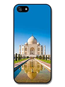 Colourful Taj Mahal in India Travel Photo case for iPhone 5 5S