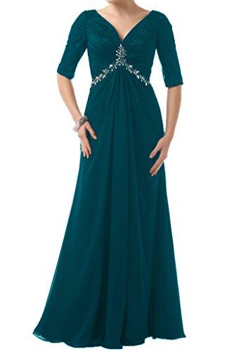 Ivydressing - Vestido - trapecio - para mujer Blaugruen