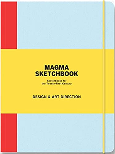 Amazon Com Magma Sketchbook Design Art Direction