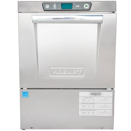 Hobart 3 Cycle High and Low Temp Undercounter Dishwasher by Hobart