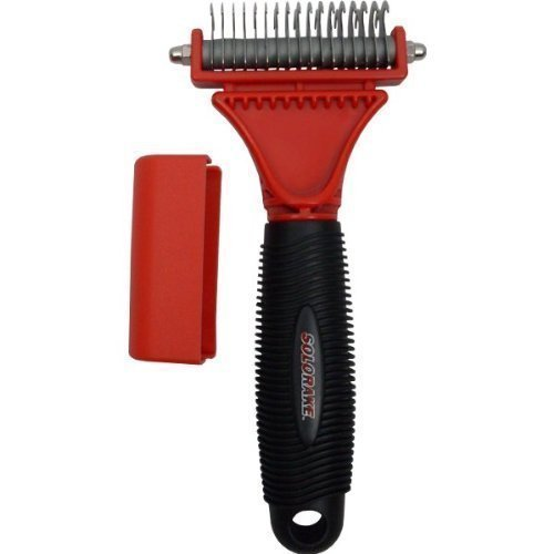 thinning and creating a hand stripped look SoloRake the rake easily removes hair by William Hunter Equestrian As you comb a horses mane or tail finishing ideal for shaping