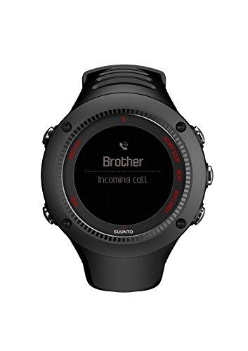 SUUNTO Ambit3 Run Running GPS Unit, Black