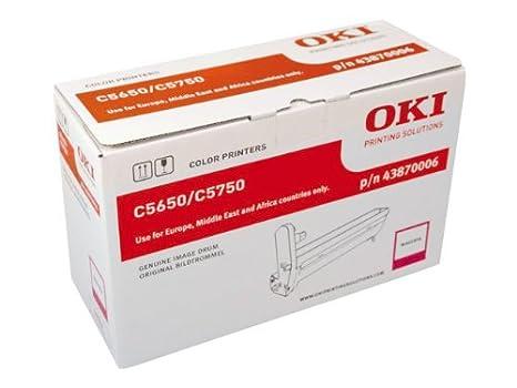 OKI Magenta Image Drum for C5650 / 5750 - Tambor de ...