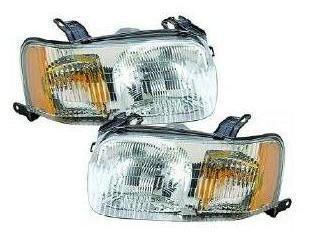 ford-escape-headlights-headlamps-oe-style-replacement-driver-passenger-pair-new
