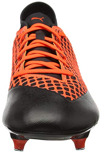 02 Sg Puma 4 Future De Chaussures Orange Black Homme Noir shocking Football 2 puma gRAOqH