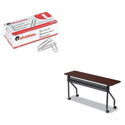 kitice68068unv72220-value-kit-iceberg-officeworks-mobile-training-table-ice68068-and-universal-smoot