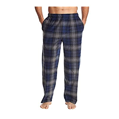 Cheap John Bartlett Statements Men's Microfleece Plaid Pant