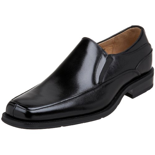 Florsheim Men's Corvell Slip-On,Black,9.5 D ()