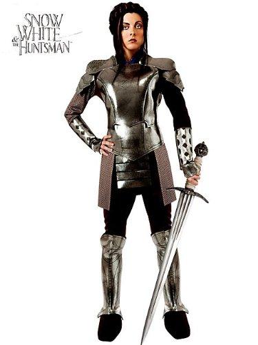 Snow White Armor Adult Costume - Standard - Snow White Armor Adult Costumes