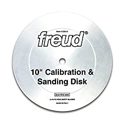 Freud 10 In. Calibration &