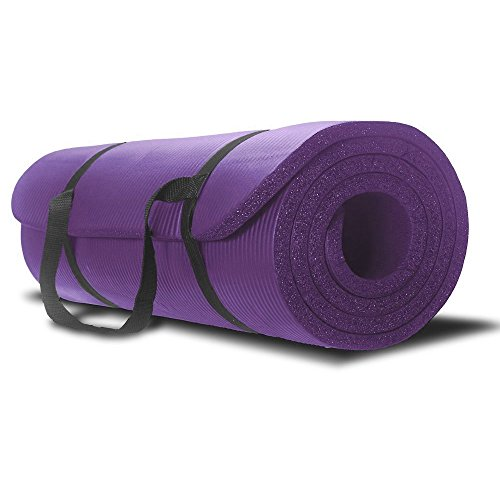 Yoga Mat - Best Premium Thick Exercise Mat