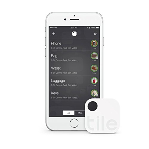 Tile (Gen 2) - Key Finder. Phone Finder. Anything Finder - 1 Pack (Discontinued by Manufacturer) by Tile (Image #2)