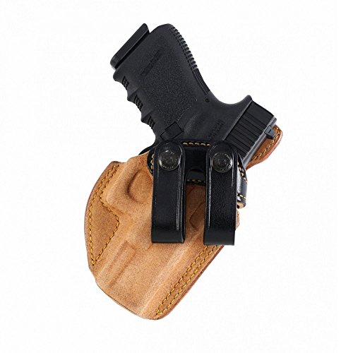 Galco Royal Guard Inside the Pant Holster (Black), Beretta 92F/FS, Right Hand