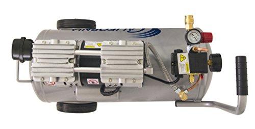California Tools 8010 Ultra 1.0 Air gal, Silver