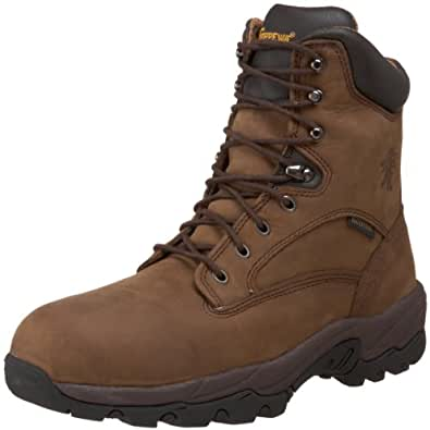 "Chippewa Men's 8"" Waterproof Insulated Comp Toe 55168 Lace Up Boot,Apache,6 M US"