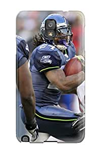 DavidMBernard Snap On Hard Case Cover Seattleeahawksport _jpg Protector For Galaxy Note 3 by icecream design