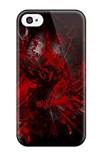 Albert R. McDonough's Shop High Quality Shapes Abstract Case For Iphone 4/4s / Perfect Case 7824919K96100393
