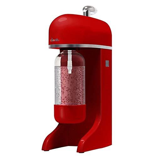 Big Boss 9402 Soda Boss Soda Making Machine, Red by Big Boss (Image #3)
