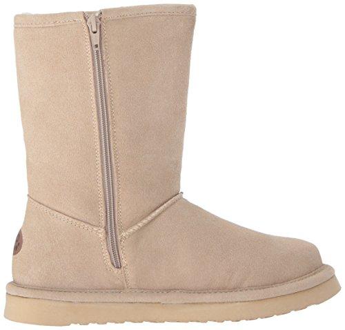Friend Sand Old Boot Women's Zipper Dolly Slipper vzfwzp