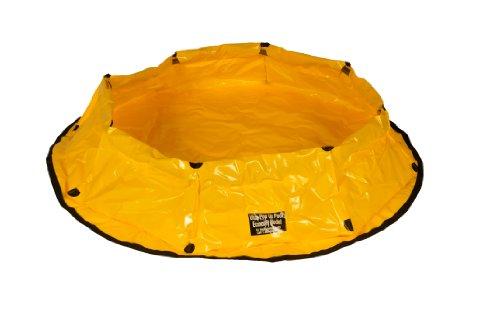 UltraTech 8102 Economy Polyethylene Ultra-Pop Up Pool, 100 Gallon Capacity, 12