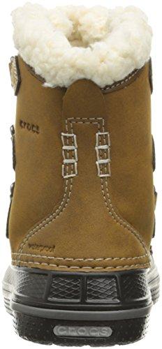 2220922c447713 crocs AllCast II Pull-On Boot (Toddler Little Kid Big Kid)