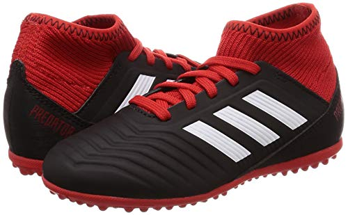 Tf Tango De J Unisexe Chaussures Adidas negb Predator Noir Adulte 18 Football 3 ag6xf14qw
