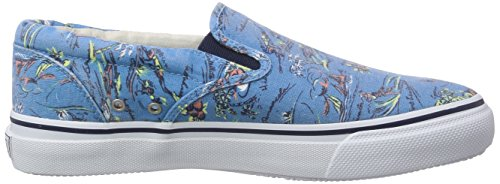 Sperry Striper S/O Hawaiian - Mocasines Hombre azul - Blau (BLUE)