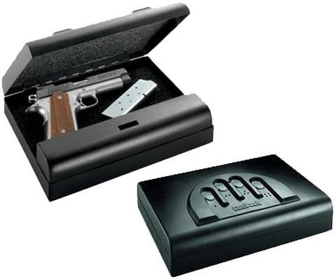 B000TG9RCC GunVault Microvault Standard Digital Pistol Safe MV500-STD 416ih29h1OL