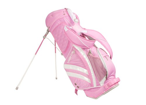 Hello Kitty Couture Stand Bag (Pink)