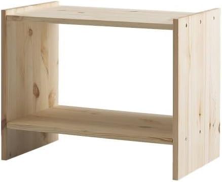 Ikea Rast Table De Chevet Pin 52x30 Cm Amazon Fr Cuisine