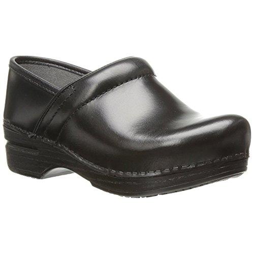 Dansko Stylish Pro XP Women Mules & Clogs Shoes, Elegant Footwear, Fashion, Black�Cabrio, Size - 38 (Dansko Xp Pro Cabrio)