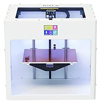 Craft Unique cu3dp de CBP de WT craftbot Plus Impresora 3d, PLA/ABS, RAL 9016Tráfico, color blanco