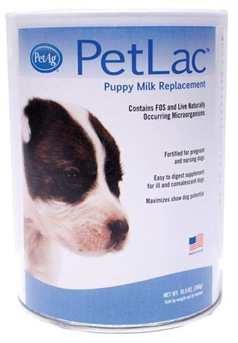 Petlac Milk Powder For Puppies, 10.5-Ounce (Dog Formula Milk)