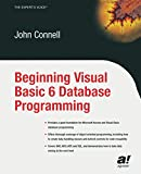 img - for Beginning Visual Basic 6 Database Programming book / textbook / text book