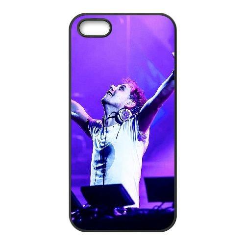 Armin Van Buuren Dj Trance coque iPhone 5 5S cellulaire cas coque de téléphone cas téléphone cellulaire noir couvercle EOKXLLNCD21717