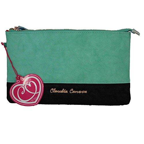 Claudia Canova, Poschette giorno donna verde Green