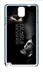 Sherlock Samsung Galaxy Note3 Case,Benedict Cumberbatch Case